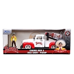 Jada Hollywood Rides: Charro Man & 1953 Chevy Pickup Truck 1/24 Scale