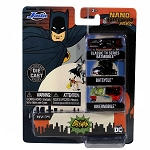 Jada Nano Hollywood Rides: 1966 TV Classic Series Batman Collector's Die-cast Series