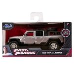 Jada Hollywood Rides: Fast & Furious 9 2020 Jeep Gladiator 1/32 Scale