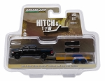 Hitch & Tow: 2015 Ram 1500 MOPAR Edition and Flatbed Trailer 1/64 Scale