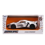 Jada Toys HyperSpec Series: Lykan Hypersport 1/24 Scale