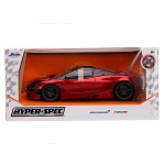 Jada Toys HyperSpec Series: McLaren 720S (Red) 1/24 Scale