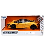 Jada Toys HyperSpec Series: McLaren 720S (Yellow) 1/24 Scale
