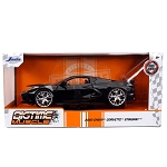 Jada Bigtime Muscle Series: 2020 Chevy Corvette Stingray (Black) 1/24 Scale