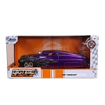 Jada Bigtime Muscle Series: 1951 Mercury Purple w/ Black Flames 1/24 Scale