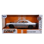 Jada Bigtime Muscle Series: 1970 Plymouth Road Runner (Silver) 1/24 Scale