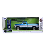 Jada Just Trucks Series: 1979 Ford F-150 with Wheels & Rack 1/24 Scale