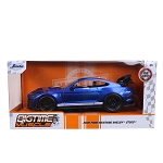 Jada Bigtime Muscle Series: 2020 Shelby GT500 (Blue) 1/24 Scale