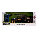 Jada Just Trucks Series: 2020 Jeep Gladiator Utility Truck with Wheels & Rack 1/24 Scale