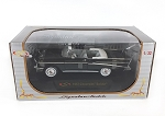 Signature Models: 1957 Chevy Bel Air Convertible (Black) 1/32 Scale