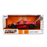 Jada Bigtime Muscle Series: 2020 Chevy Corvette Stingray (Red) 1/24 Scale