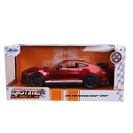 Jada Bigtime Muscle Series: 2020 Shelby GT500 (Red) 1/24 Scale