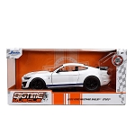 Jada Bigtime Muscle Series: 2020 Shelby GT500 (White) 1/24 Scale