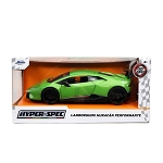 Jada Toys HyperSpec Series: Lamborghini Huracan Performante (Green) 1/24 Scale