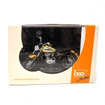 IXO Models Mini Motorcycles: 1973 DUCATI Scrambler 450 1/24 Scale