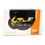 IXO Models Mini Motorcycles: Honda CBR600 Fabien Foret 2002 Superbike World Champion 1/24 Scale