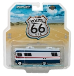 Greenlight H.D. Trucks: 1972 Condor II RV (Red, White and Blue) 1/64 Scale