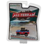 GL All-Terrain: 1975 Ford Bronco BAJA STP 1/64 Scale