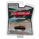GL All-Terrain: 1994 Jeep Wrangler Sahara 1/64 Scale