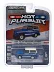 Greenlight Hot Pursuit: 1967 Ford Bronco Glen Alpine, N. Carolina 1/64 Scale