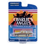 Greenlight Hollywood Series 29: Charlie's Angels 79 Ford LTD Country Squire 1/64 Scale