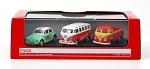 Motorcity Classics: Set of 3 Volkswagen Gift Set