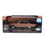 Highway 61: 1967 Plymouth Belvedere II (Bronze) 1/18 Scale