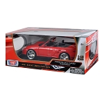 Motor Max: Porsche 911 Turbo Cabriolet (Red) 1/18 Scale
