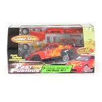Fast & Furious Speed Shop: 1993 Mazda RX-7 1/24 Scale. Easy Assembly, over 40 Custom Parts!