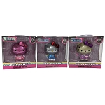 "Jada 2.5"" METALFIGS: Set of 3 Die-cast Metal Hello Kitty"