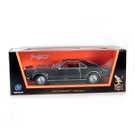Road Legends: 1966 Oldsmobile Toronado (Black) 1/18 Scale