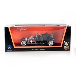Road Legends: 1923 Ford T-Bucket Roadster  (Black) 1/18 Scale