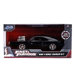 Jada Hollywood Rides: Fast & Furious Dom's Dodge Charger R/T 1/32 Scale