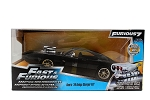 Fast & Furious: Dom's Dodge Charger R/T (Black) 1/24 Scale