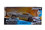 Fast & Furious: Dom's Dodge Charger R/T (Bare Metal) 1/24 Scale