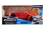 Fast & Furious: Lykan Hypersport (Red) 1/24 Scale