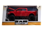 Just Trucks Series: 2014 Ram 1500 Off Road (Red with Black Stripes) 1/24 Scale
