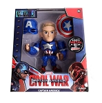 "6"" METALS Marvel: Captain America from Civil War"