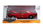 Bigtime Muscle Series: 1967 Chevy Camaro (Red) 1/24 Scale