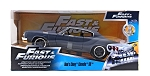 Fast & Furious: Dom's Chevy Chevelle SS (Matte Grey) 1/24 Scale