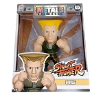 "4"" METALS Street Fighter: Guile (M306)"