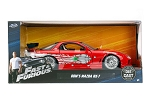 Fast & Furious: Dom's Mazda RX-7 1/24 Scale