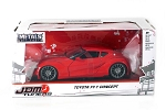 JDM TUNERS: Toyota FT-1 Concept 1/24 Scale (Red)
