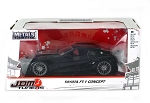 JDM TUNERS: Toyota FT-1 Concept 1/24 Scale (Black)