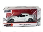 JDM TUNERS: Toyota FT-1 Concept 1/24 Scale (Pearl White)