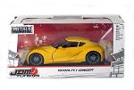 JDM TUNERS: Toyota FT-1 Concept 1/24 Scale (Yellow)