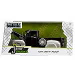 Just Trucks Series: 1951 Chevy Pickup Truck (Black) 1/24 Scale
