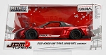 JDM TUNERS: 2002 Honda NSX Type-R Japan Spec (Candy Red) 1/24 Scale