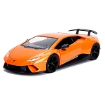 HyperSpec Series: Lamborghini Huracan Performante (Orange) 1/24 Scale