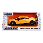 HyperSpec Series: Lamborghini Huracan Performante (Yellow) 1/24 Scale
